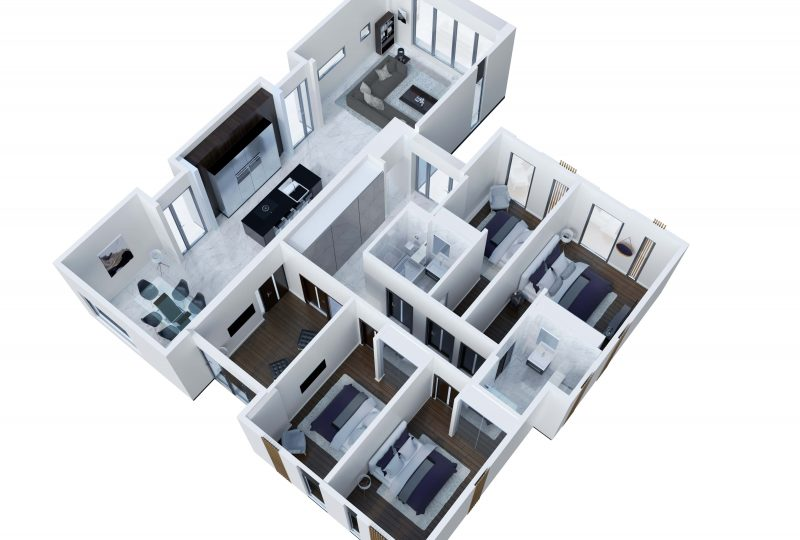 3d cgi floor plans in manchester-min